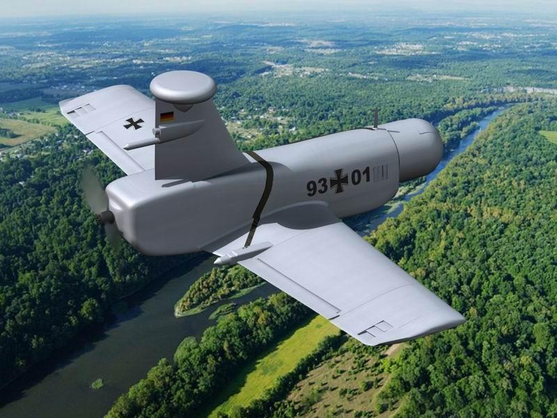 طائرات دون طيارعاملة في الجيش الجزائري KZO_Flight_Germany_01