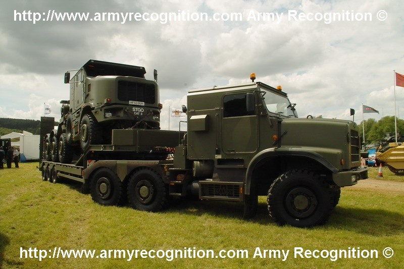 Oshkosh Oshkosh_truck_DVD_2007_Millbrook_United_Kingdom_001