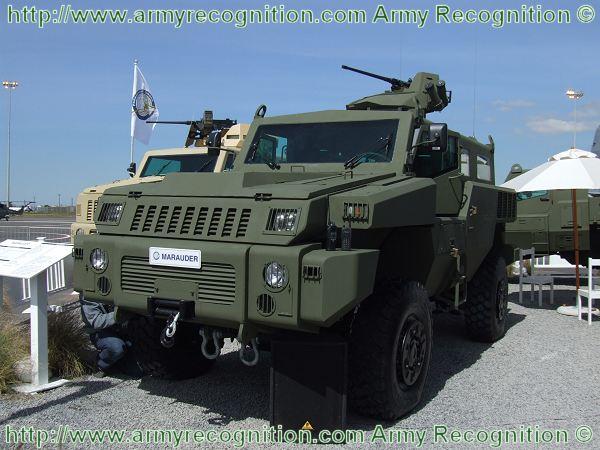 المدرعات المضادة للالغام   Aravis أو M-ATV Marauder_wheeled_armoured_vehicle_personnel_carrier_South_Africa_African_Defense_Industry_001