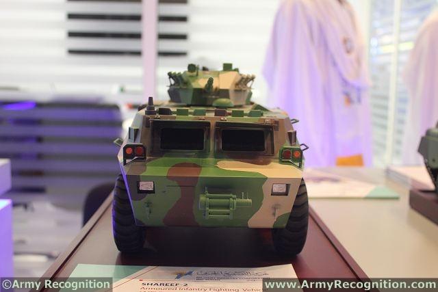 هيئة التصنيع الحربي السودانى فى ثوبيها الجديد - صفحة 2 Shareef-2_DCA02_6x6_AIFV_armoured_infantry_fighting_vehicle_Sudan_Sudanese_defence_industry_corporation_003