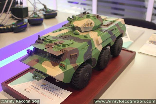 هيئة التصنيع الحربي السودانى فى ثوبيها الجديد - صفحة 2 Shareef-2_DCA02_6x6_AIFV_armoured_infantry_fighting_vehicle_Sudan_Sudanese_defence_industry_corporation_004