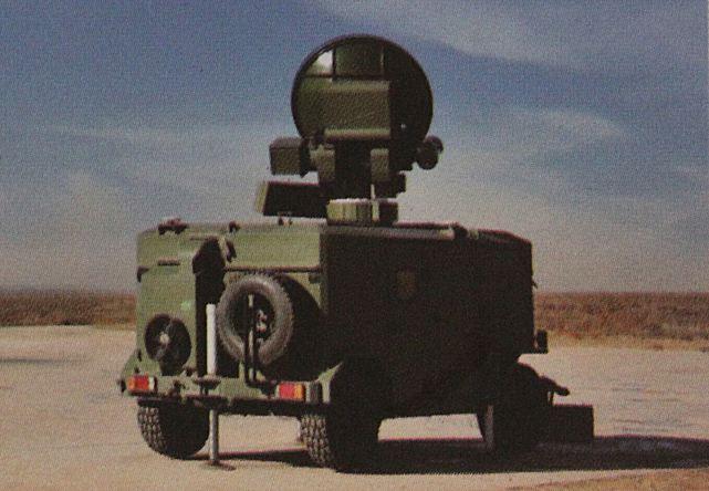 المغرب حصل على  نظام الدفاع الجوي القصير المدى TY-90 / DY-90 SHORAD AF902_Fire_control_search_tracking_radar_China_Chinese_army_defense_industry_military_technology_001