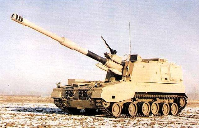 EJÉRCITO DE  ARGELIA PLZ45_155mm_45_caliber_self-propelled_howitzer_China_Chinese_army_defense_industry_military_technology_640_001