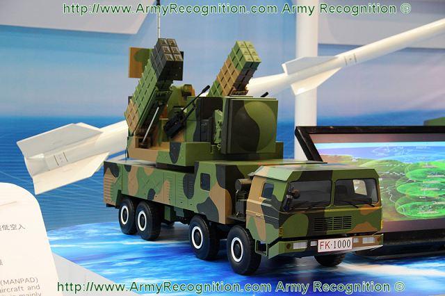قراءة مابين سطور معرض  تشوهاى للطيران عام 2012 FK-1000_Short-to-Medium_range_air_defense_system_AirShow_China_2012_aviation_aerospace_defence_exhibition_Zhuhai_640_001
