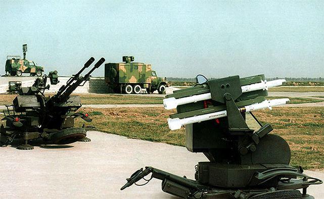 المغرب حصل على  نظام الدفاع الجوي القصير المدى TY-90 / DY-90 SHORAD TY-90_dy-90_Shorad_Short_Range_air_Defense_missile_China_Chinese_defense_industry_military_technology_001