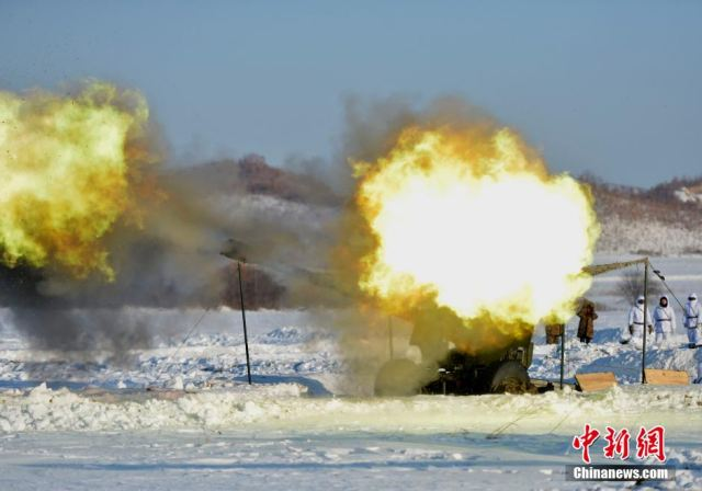 EJERCITO CHINO Type_59_130mm_field_gun_China_Chinese_army_defense_industry_military_technology_003
