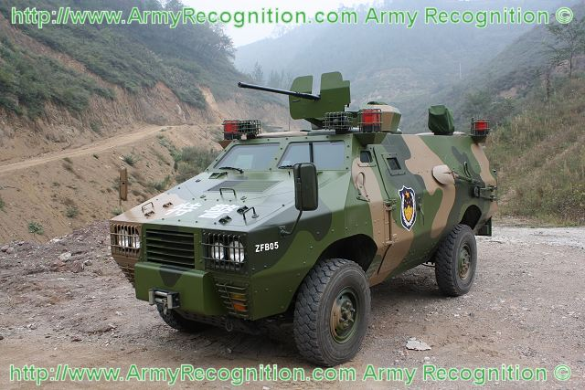 EJERCITO CHINO ZFB05_wheeled_armoured_vehicle_personnel_carrier_China_Chinese_Shaanxi_Baoji_Special_Vehicles_640_001