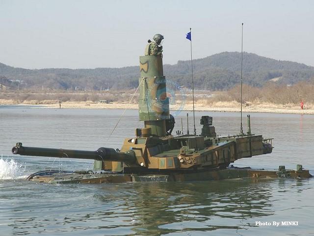 دبابة قتال رئيسية K2 Black Panther K2_Black_Panther_main_battle_tank_South_Korean_Army_South_Korea_007