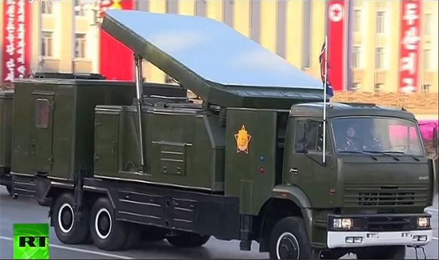 قصه ال MIG-29 في كوريا الشماليه  KN-06_phase_arrray_radar_North_Korea_Korean_army_military_equipment_defense_industry_640_001