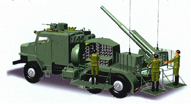 Russian Gun Artillery: Discussion Thread - Page 9 Phlox_Flox_120mm_6x6_wheeled_self-propelled_howitzer_mortar_carrier_Ural-4320_Russia_line_drawing_blueprint_001