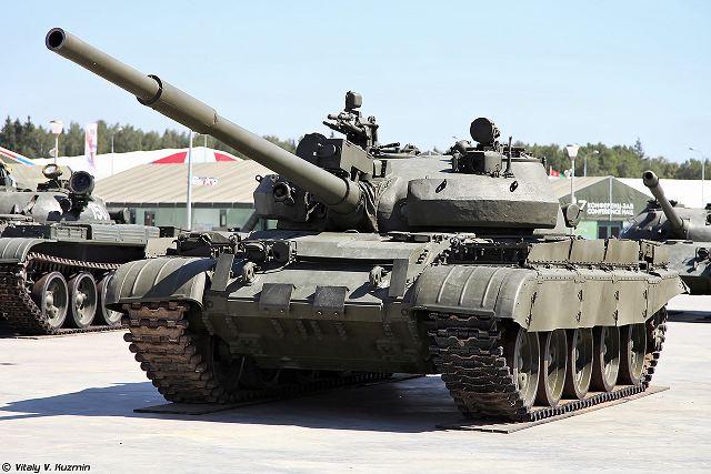 الجيش العربي السوري يتسلم دفعة من دبابات T-62M ومركبات مشاة قتالية BMP-1 T-62M_main_battle_tank_Russia_Russian_army_defense_industry_military_technology_640_002
