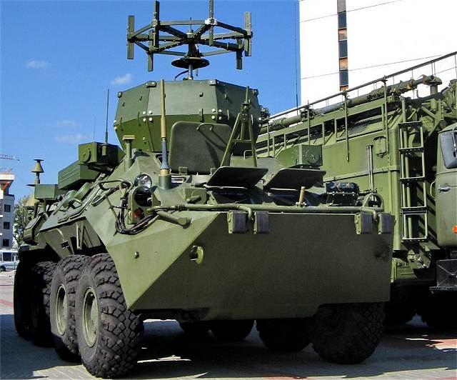 NESCESIDADES MILITARES DE VENEZUELA - Página 2 Infauna_K1Sh1_UNSh-12_wheeled_armoured_vehicle_reconnaissance_jamming_electronic_warfare_Russia_Russian_army_640