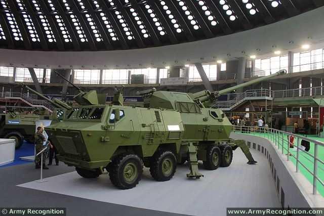 مدفعية الميدان المتحركة نورا M03_Nora_B-52_K-I_K1B_155mm_8x8_truck_mounted_artillery_system_howitzer_YugoImport_Serbia_Serbian_defense_industry_007