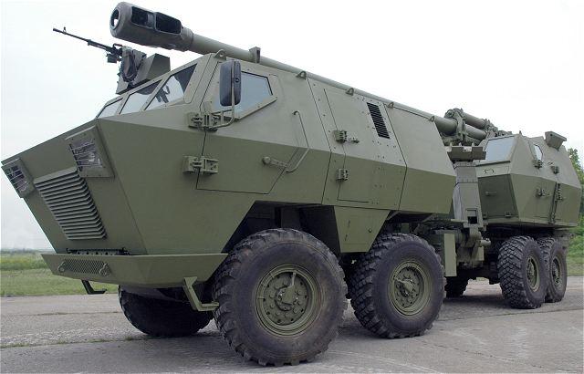 مدفعية الميدان المتحركة نورا Nora_B-52_M03_K-I_155mm_8x8_truck_mounted_artillery_system_howitzer_YugoImport_Serbia_Serbian_defense_industry_002