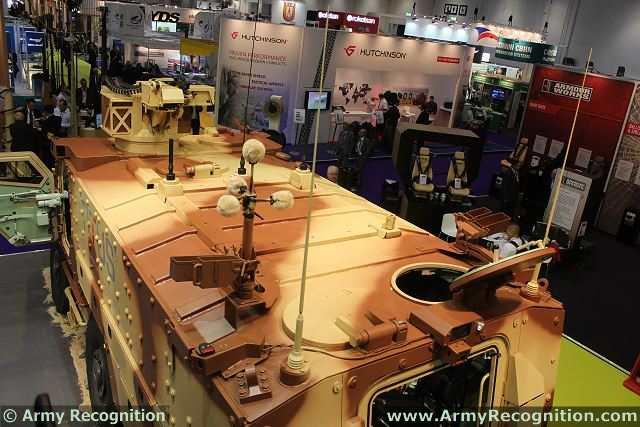 مركبة نقل المشاة التكتيكية المدرعة تيتوس TITUS TITUS_Tactical_Infantry_Transport_and_utility_System_6x6_armoured_vehicle_Nexter_France_French_defense_industry_004