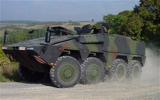 Armée Allemande (Bundeswehr) Boxer_Rheinmetall_wheeled_armoured_vehicle_personnel_carrier_German_army_Germany_015