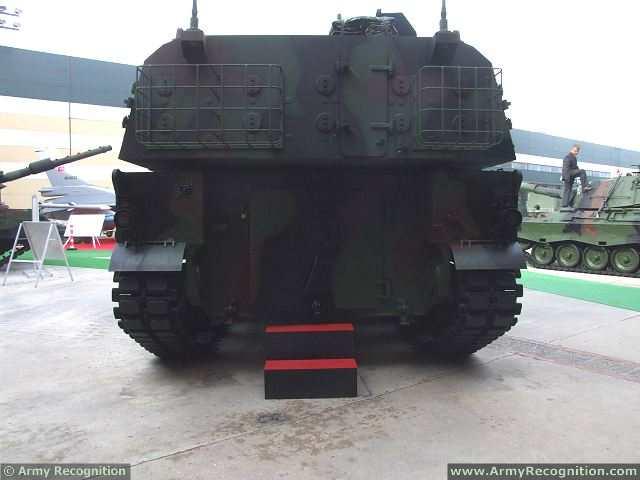 الهاوتزر التركي فيرتينا T-155_Firtina_155mm_tracked_self-propelled_howitzer_Turkey_Turkish_army_defence_industry_military_technology_009