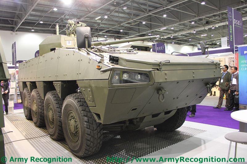 Meetings Internationaux - Page 5 Patria_AMV_DSEI_2011_international_defence_security_equipment_exhibition_001