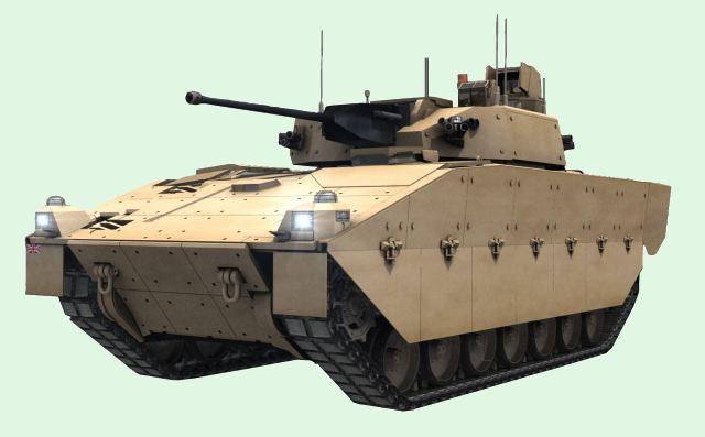 قراءة استراتيجية ... نظم الاسلحة المتحكم بها عن بعد. Ascod_2_sv_general_dynamics_armoured_infantry_fightiing_combat_vehicle_FRES_program_United_Kingdom_British_006