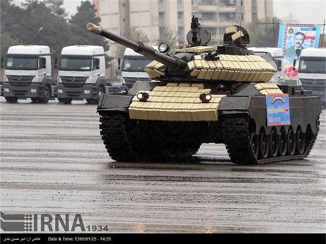 ايران تكشف عن دبابة جديدة  TIAM_main_battle_tank_Iran_Iranian_army_military_equipment_defense_industry_640_002