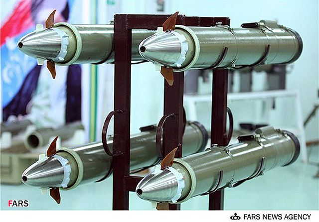 EJÉRCITO IRANÍ Dehlaviyeh_anti-armour_missile_system_Iran_Iranian_army_defence_industry_military_technology_003