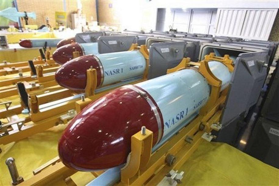 """حقائق حول برنامج الصواريخ الايراني """"السلسلة الحصريه"""" - صفحة 2 Nasr_1_short_range_cruise_missile_Iran_Iranian_army_07_March_2010_news_001"""