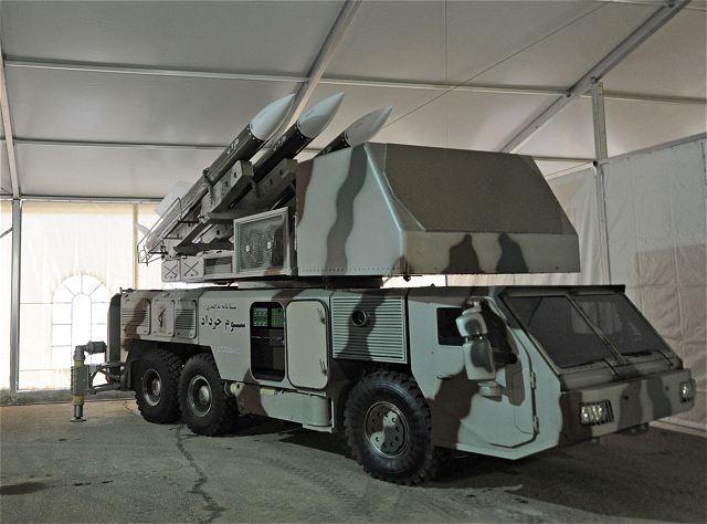"""تعرف على صواريخ ومنظومات الحرس الثورى الإيرانى بمناورة """"سماء الولاية"""" Third_of_Khordad_air_defense_missile_system_Iran_Iranian_army_defense_industry_military_technology_002"""