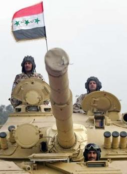 الموسوعة الأكبر لصور و فيديوهات الجيش العراقي 2 - صفحة 2 T-72M1_Iraq_main_battle_tank_Iraq_news_01