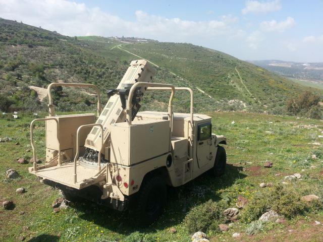 شركة Elbit الاسرائيليه تعرض منظومة Soltam Spear Soltam_SPEAR_Mobile_Autonomous_Soft_Recoil_Mortar_System_Israel_Elbit_Systems_defense_industry_640
