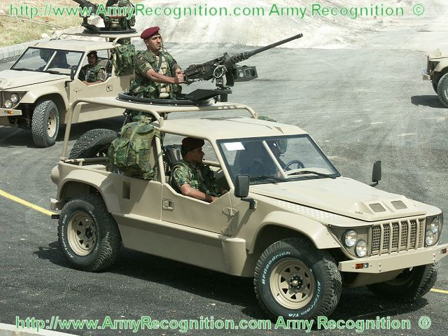 المغرب يطور طائراته العسكرية بمساعدة الصناعات الجوية الإسرائيلية - صفحة 2 Desert_Iris_4x4_KADDB_light_multi_role_utility_vehicle_Jordan_Jordanian_army_640