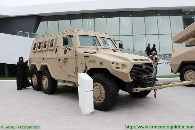 آليات شركة نمر ........فئة حفيت HAFEET CLASS Hafeet_Class_APC_6x6_multipurpose_tactical_armoured_vehicle_NIMR_Automotive_UAE_United_Arab_Emirates_defense_industry_640_001