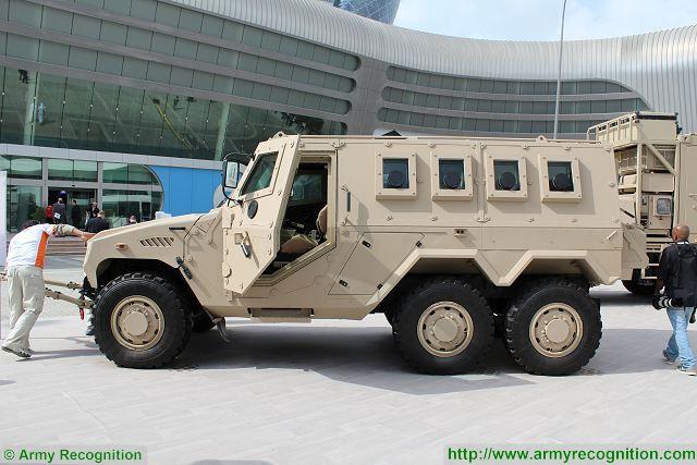 آليات شركة نمر ........فئة حفيت HAFEET CLASS Hafeet_Class_APC_6x6_multipurpose_tactical_armoured_vehicle_NIMR_Automotive_UAE_United_Arab_Emirates_defense_industry_001