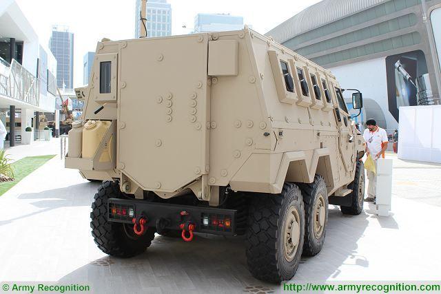 آليات شركة نمر ........فئة حفيت HAFEET CLASS Hafeet_Class_APC_6x6_multipurpose_tactical_armoured_vehicle_NIMR_Automotive_UAE_United_Arab_Emirates_defense_industry_004
