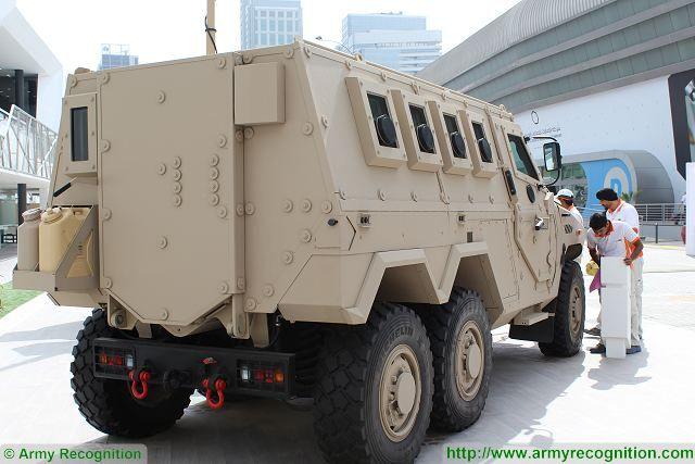 آليات شركة نمر ........فئة حفيت HAFEET CLASS Hafeet_Class_APC_6x6_multipurpose_tactical_armoured_vehicle_NIMR_Automotive_UAE_United_Arab_Emirates_defense_industry_005