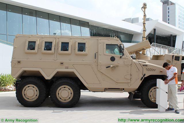 آليات شركة نمر ........فئة حفيت HAFEET CLASS Hafeet_Class_APC_6x6_multipurpose_tactical_armoured_vehicle_NIMR_Automotive_UAE_United_Arab_Emirates_defense_industry_006
