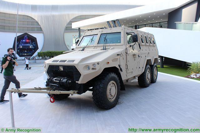 آليات شركة نمر ........فئة حفيت HAFEET CLASS Hafeet_Class_APC_6x6_multipurpose_tactical_armoured_vehicle_NIMR_Automotive_UAE_United_Arab_Emirates_defense_industry_008