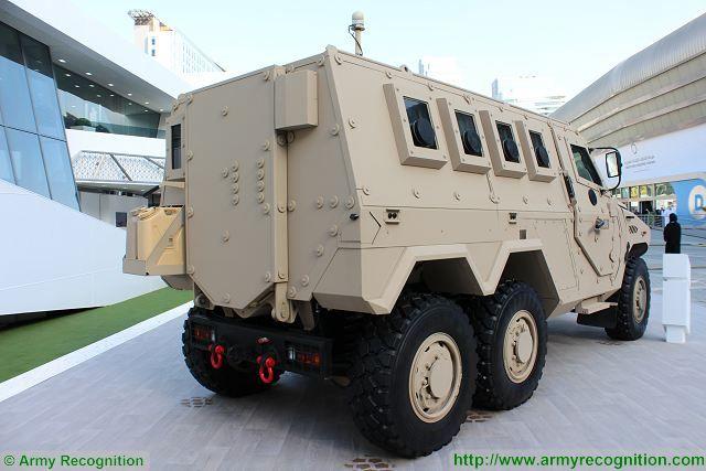 آليات شركة نمر ........فئة حفيت HAFEET CLASS Hafeet_Class_APC_6x6_multipurpose_tactical_armoured_vehicle_NIMR_Automotive_UAE_United_Arab_Emirates_defense_industry_009