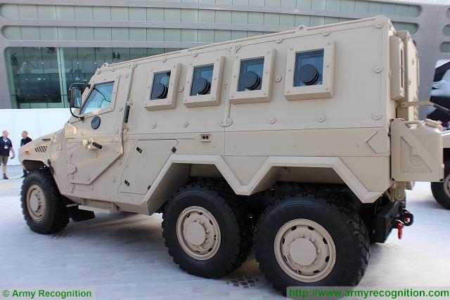 آليات شركة نمر ........فئة حفيت HAFEET CLASS Hafeet_Class_APC_6x6_multipurpose_tactical_armoured_vehicle_NIMR_Automotive_UAE_United_Arab_Emirates_defense_industry_010