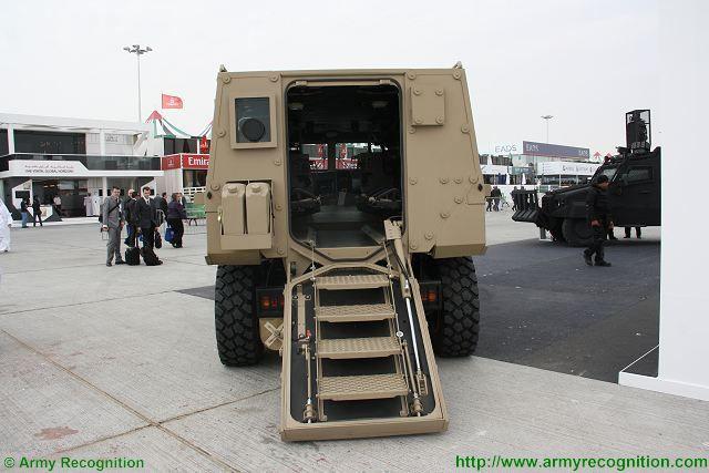 آليات شركة نمر ........فئة حفيت HAFEET CLASS Hafeet_Class_APC_6x6_multipurpose_tactical_armoured_vehicle_NIMR_Automotive_UAE_United_Arab_Emirates_defense_industry_011
