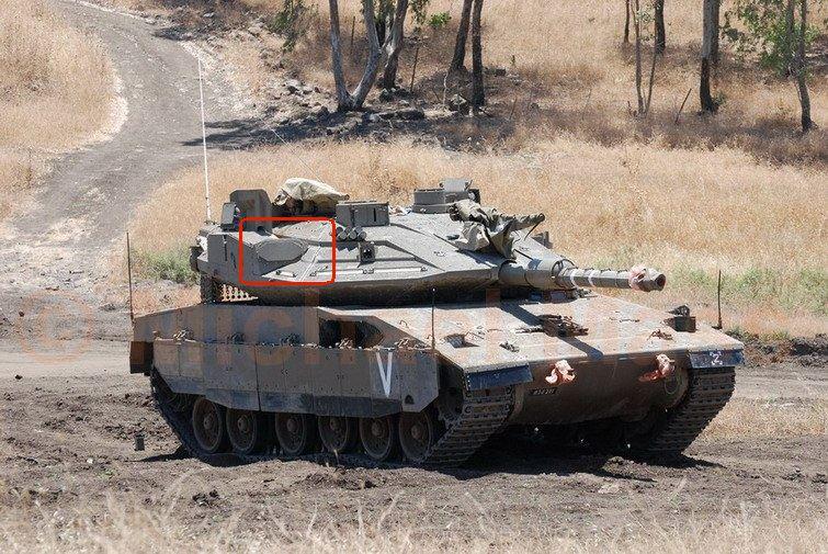 نظام AGTS يصقل قدرات الجيش المصري على دبابات أبرامز Trophy_tank_anti-missile_defense_system_Israeli_Israel_Company_Rafael_001