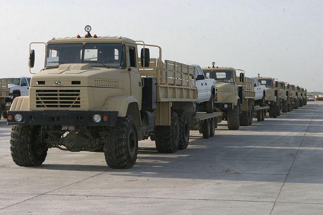 شركة المركبات العسكرية AutoKraZ تسلم مصر آخر شحنة من عربات النقل العسكري AutoKrAZ_of_Ukraine_has_completed_delivery_of_KrAZ-6322_and_KrAZ-63221_military_trucks_to_Egypt_640_001