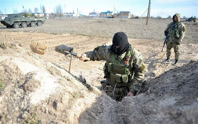 EJERCITO UCRANIANO After_the_death_today_of_one_Ukrainian_soldier_the_conflict_enters_a_military_phase_640_001