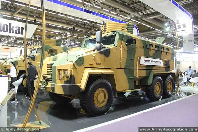 EJERCITO TURCO Turkish_Company_BMC_has_finally_delivered_25_Kirpi_4x4_MRAP_armoured_vehicles_to_Turkish_army_640_001