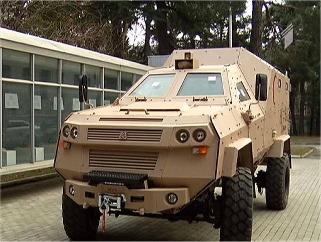 Saudi Arabia Armed Forces Georgian_Defense_Company_Delta_will_deliver_Didgori_2_4x4_ambulance_armored_to_Saudi_Arabia_640_001