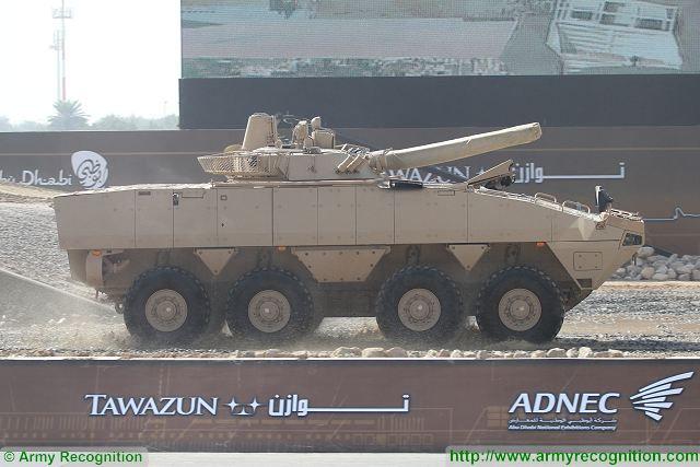 U.A.E. Military: News United_Arab_Emirates_has_ordered_Finnish-made_Patria_AMV_8x8_armoured_vehicle_640_001