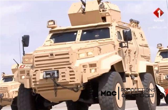 تركيا تستعدّ لتصدير أحدث منتجاتها العسكرية Ejder_4x4_APC_Nurol_Makina_Defense_Tunisia_Tunisian_army_military_parade_June_2017_640_001