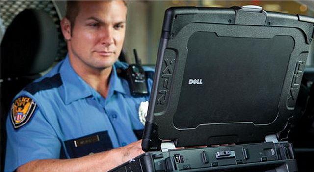 """شركة أمريكية تزود الجيش والدرك بحواسيب """"مدرعة"""" ذكية E6420_XFR_rugged_notebook_for_military_police_security_forces_Dell_United_States_defence_industry_001"""