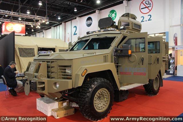 المغرب تسلم 88 عربة مدرعة bearcat 4x4 للقوات المغربية الحدودية. BearCats_Lenco_4x4_armoured_vehicle_personnel_carrier_United_States_American_defence_industry_640_001