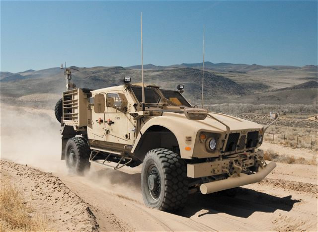 مركبات M-ATV المتميزة للإمارات العربية المتحدة بأعداد كبيرة  M-ATV_Socom_Oshkosh_Defense_MRAP_Special_Operations_Command_United_States_US_American_Army_640