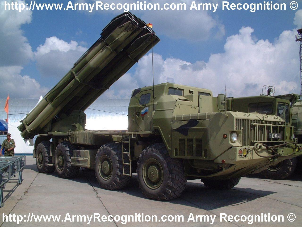 Pantsir-S1  + BM-30 SMERCH la mescla perfecta Smerch_russia_ArmyRecognition_7_001